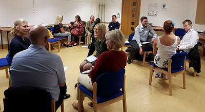 NLP for All at The Quaker Meeting House, Liverpool