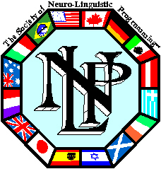 Society of NLP Logo - your guarnatee of quality.